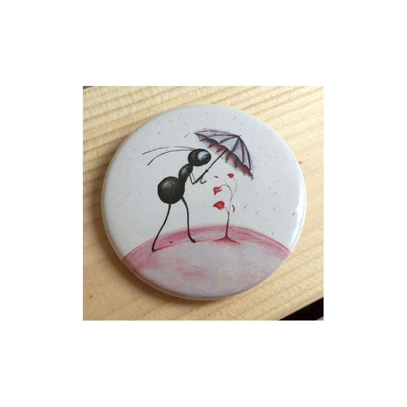 Chapa hormiga paraguas