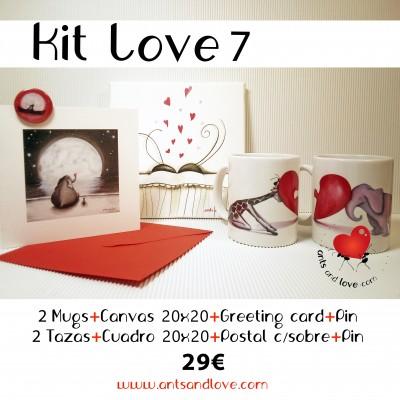 KIT LOVE 7