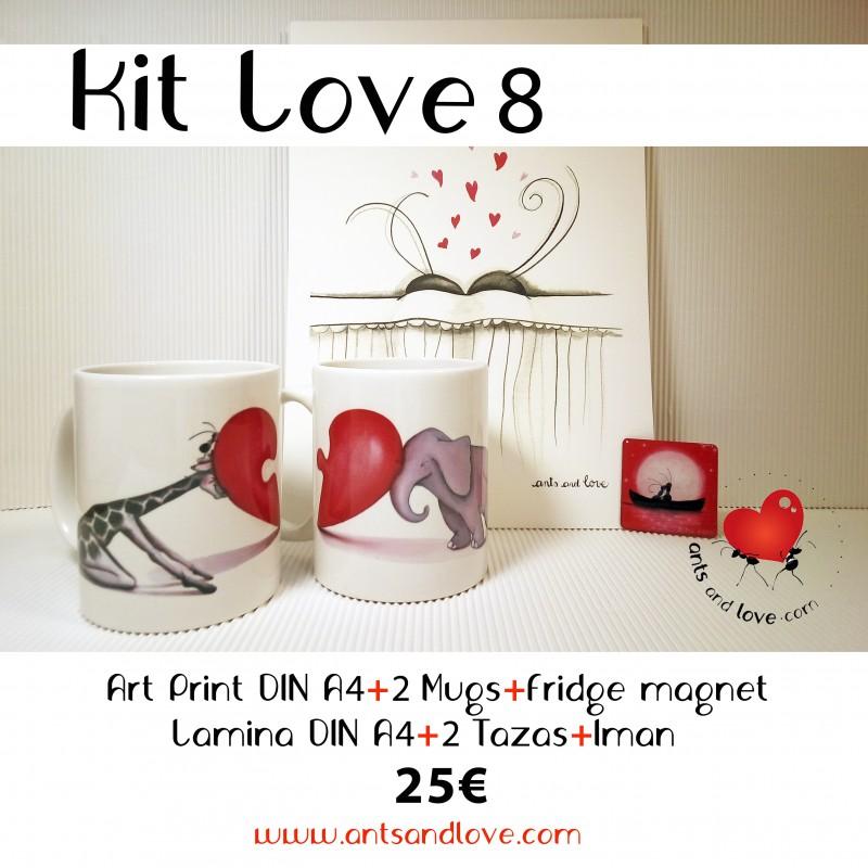 KIT LOVE 8