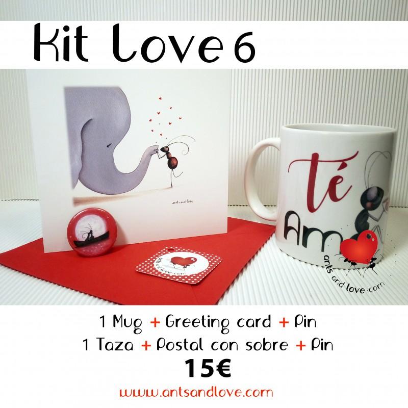 KIT LOVE 6