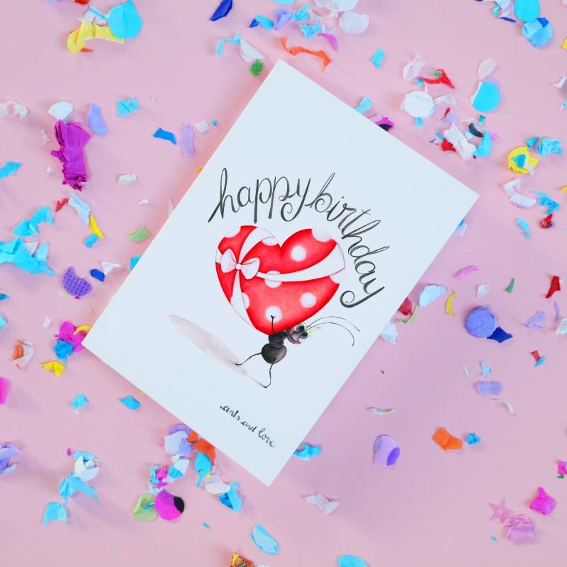 card happy brithday