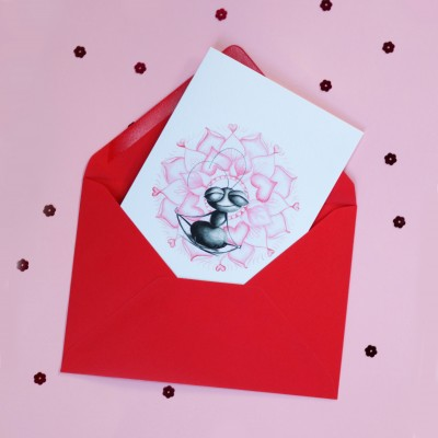 card yoga loto