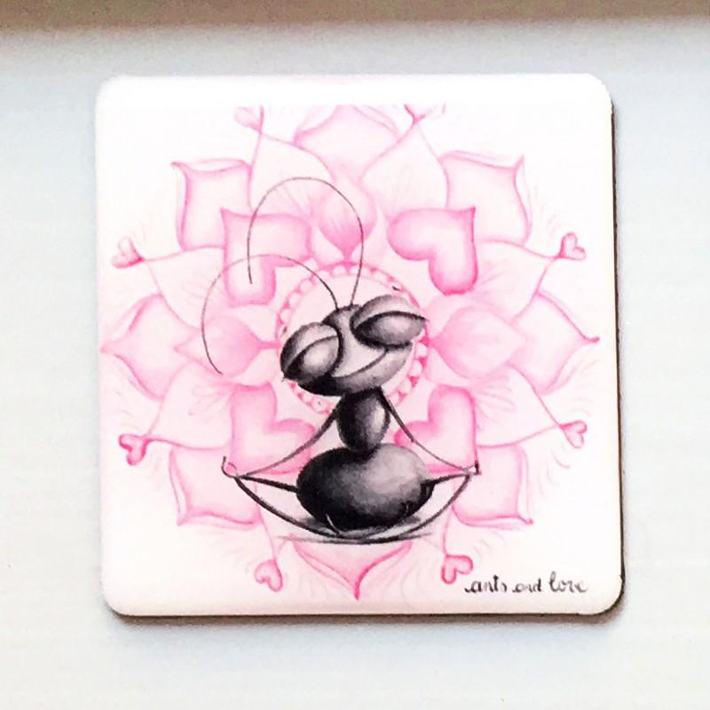 imán yoga loto
