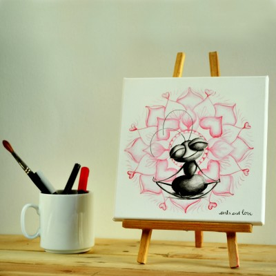 canvas yoga loto