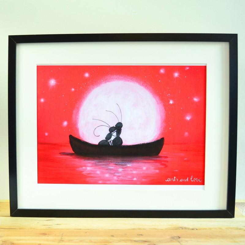 print canoa