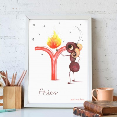 print aries