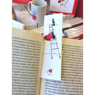 BOOKMARK ESCALERA